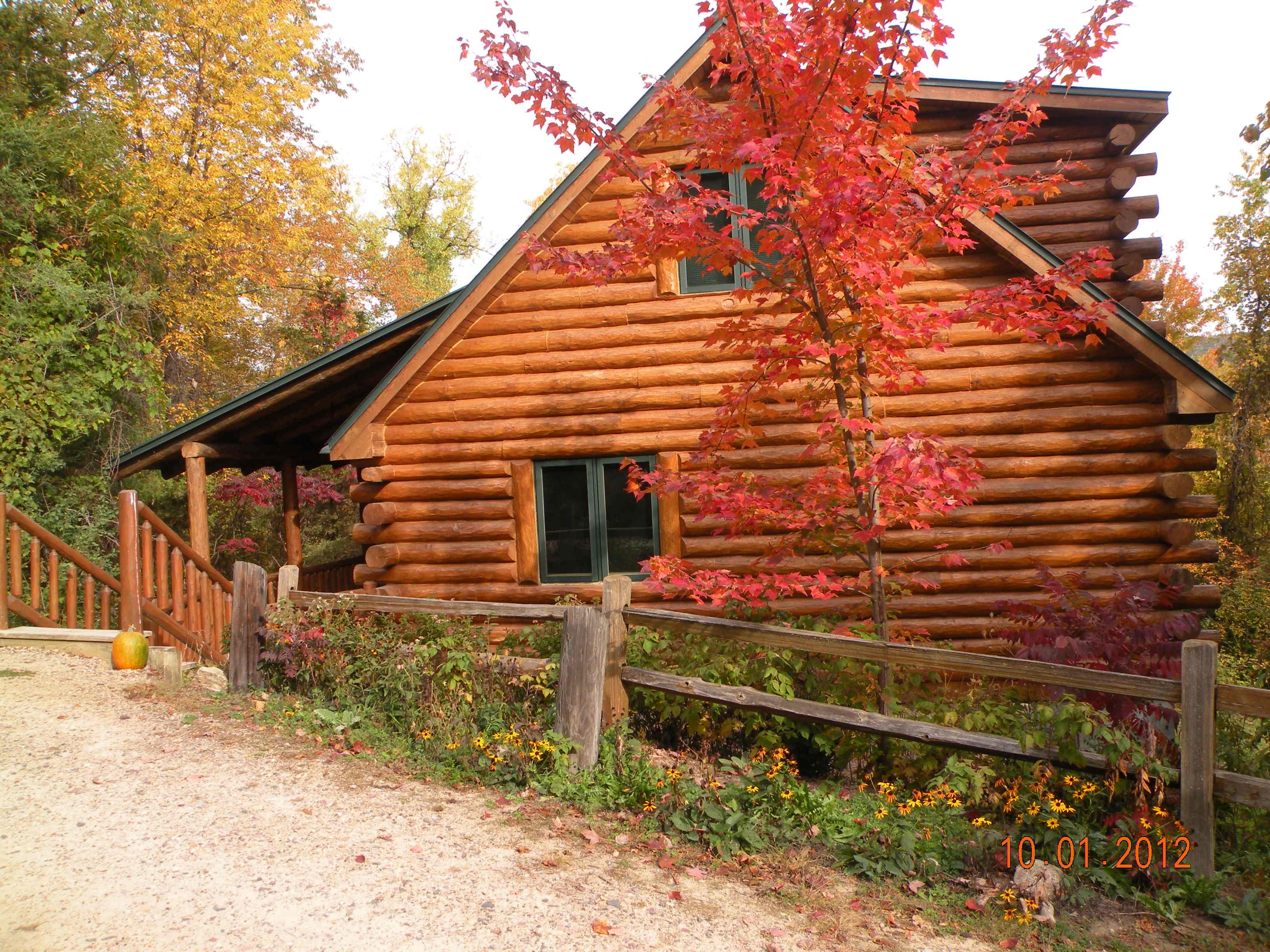 Rustic Ridge Cabin 3 | Rustic Ridge Log Cabins
